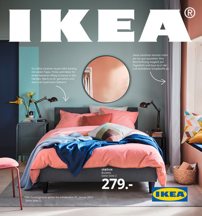Ikea Katalog 2021 online blättern